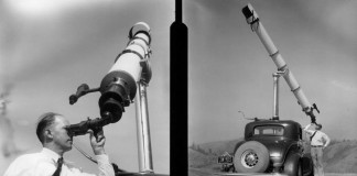 Telescopes on the road, Close-up Engineering - Credits: freescruz.com