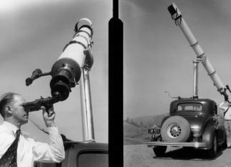 Telescopes on the road, Close-up Engineering - Credits: freescruz.com