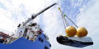 IXV ESA, launch VEGA, mission complete, Close-up Engineering - Credits: ESA