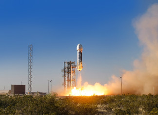 New Shepard, Blue Origin
