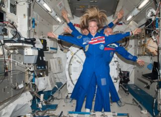 Astronauta: Vita quotidiana
