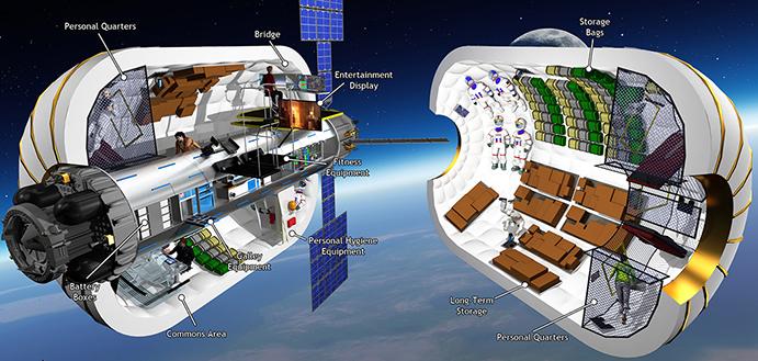 Grazie a un accordo senza precedenti tra Stati Uniti e Russia, la costruzione della prima stazione spaziale intorno alla Luna potrà essere avviata nel 2026.