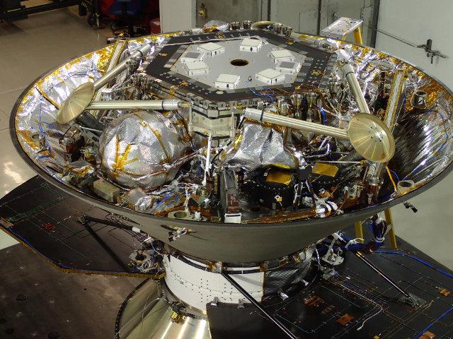 Sul lander Insight sara possibile mandare il proprio nome su Marte.