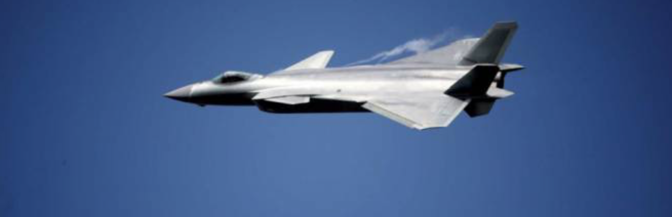 Caccia cinese J-20