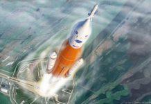 """Lo Space Launch System sarà """"il razzo più potente mai costruito"""" che permetterà alla NASA di avere un ruolo da protagonista nelle future missioni su Marte."""