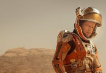 "FIlm ""The Martian"""