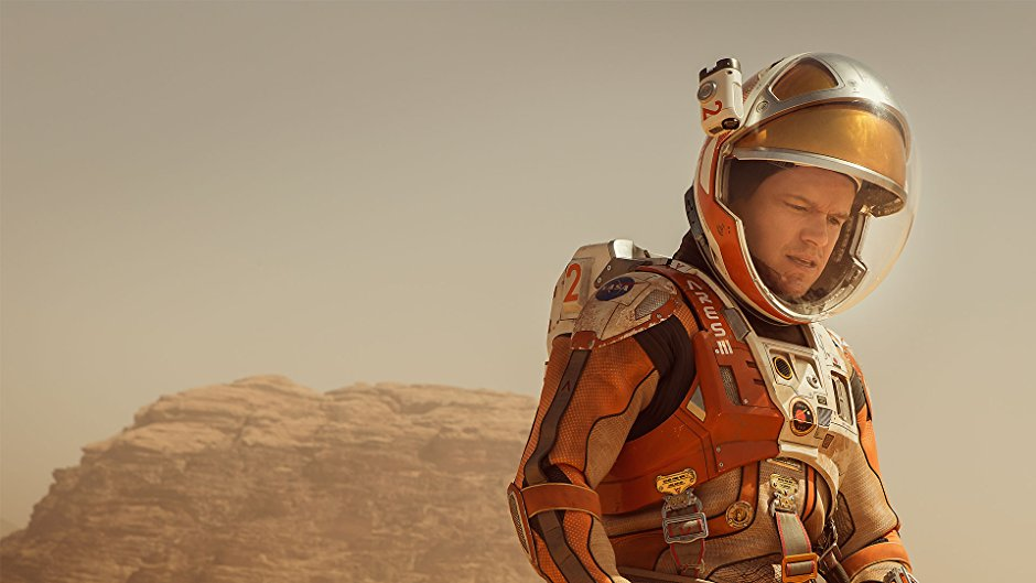 "FIlm ""The Martian"""