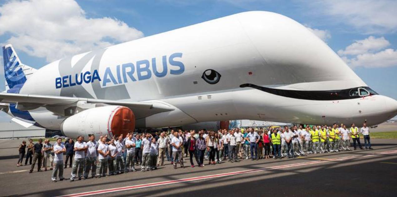 Beluga XL Airbus