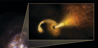 L'evento rarissimo è stato individuato dopo 10 anni di osservazioni da parte di un gruppo internazionale di scienziati e astronomi.