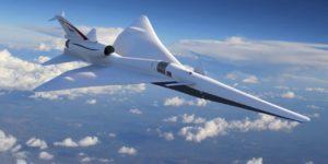 """X-Plane: boom sonico senza…""""boom"""""""
