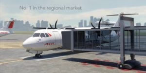 ATR: storia del cambiamento del volto dei voli regionali
