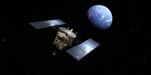 Hayabusa 2 e Ryugu: gli albori del sistema solare