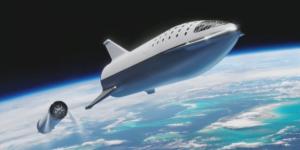 SpaceX e BFR: nuovo design e svelato il primo passeggero