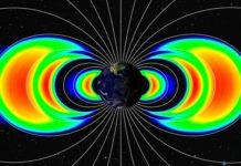 ll contatto tra le particelle cariche e il campo magnetico terrestre origina le fasce di Van Allen, principale fonte di radiazioni nello spazio più vicino.