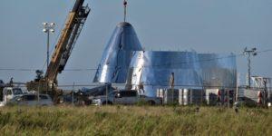 SpaceX prepara un primo prototipo della Starship