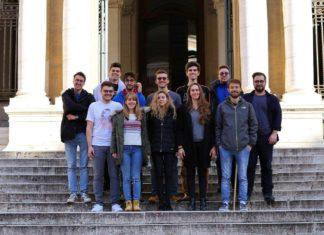 Team del progetto Tardis