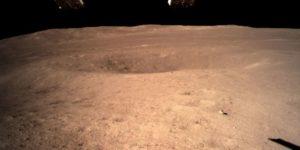 Chang'e-4: inizia l'esplorazione della faccia nascosta della luna