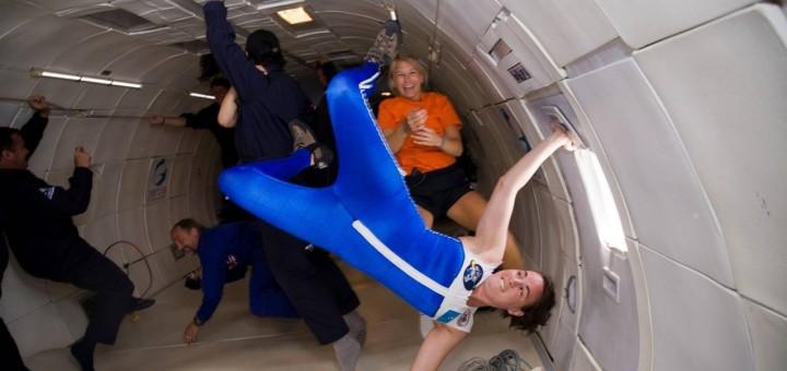 Voli parabolici e microgravità