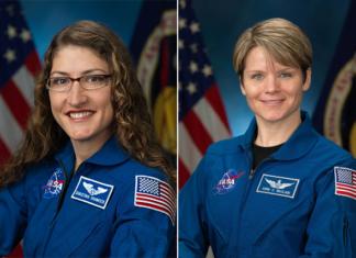 Nel Mese della Storia delle Donne, celebrato negli Stati Uniti, avrà luogo la prima passeggiata spaziale composta da sole donne. Le astronaute Anne McClain e Chirstina Koch si preparano alla storica spacewalk.