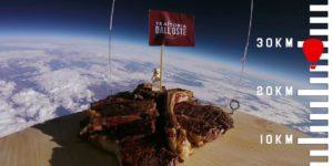 """Trattoria lancia la prima bistecca alla fiorentina nello """"spazio"""""""
