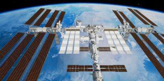 Batteri sulla ISS