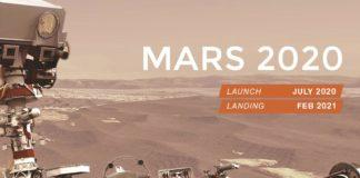 Boarding per marte: Mars 2020