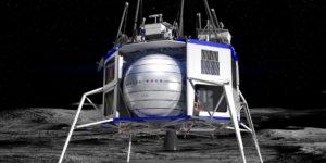 Jeff Bezos: colonizzazione della Luna