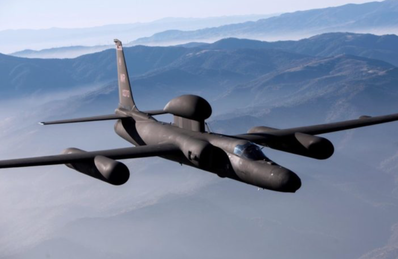 Area 51: aerei u-2