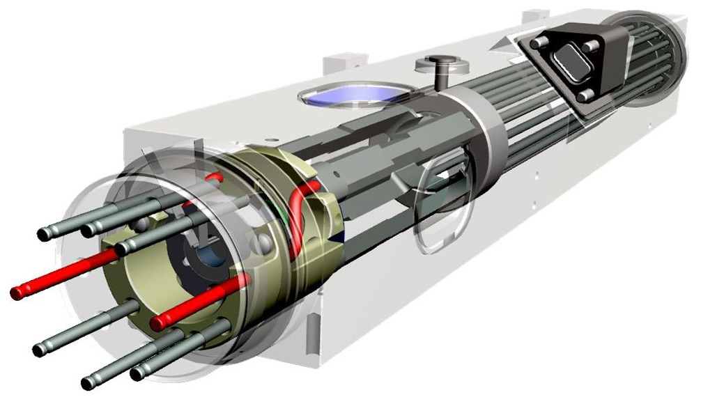 deep space atomic clock (DSAC)