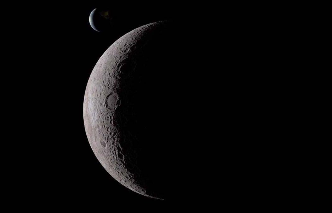yutu-2: lato oscuro della Luna