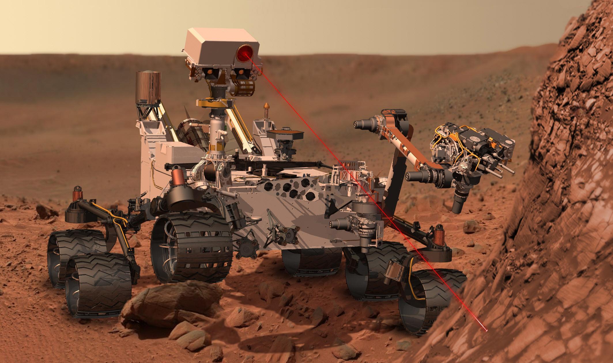 Come si guida un rover