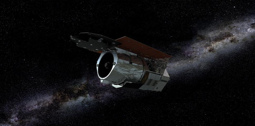 Telescopio WFIRST