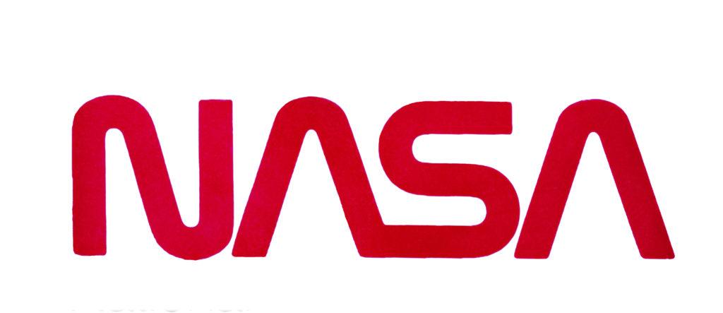 Logo NASA warm