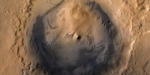 Curiosity: scoperta un'antica oasi marziana