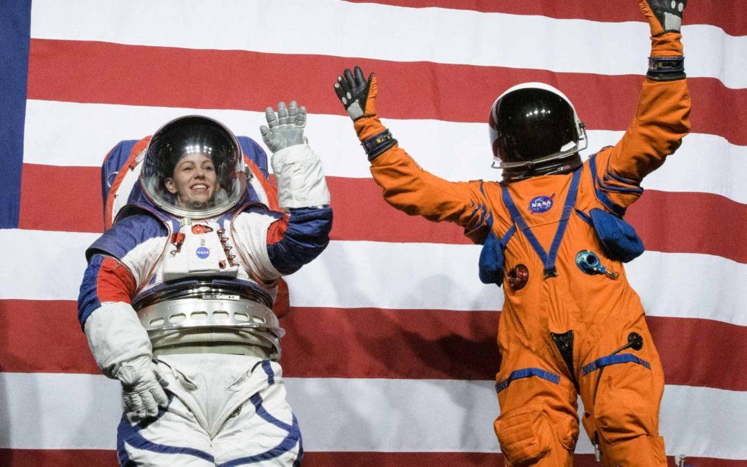 nuove tute spaziali NASA