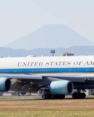 Uno dei velivoli presidenziali più costosi: Boeing VC-25