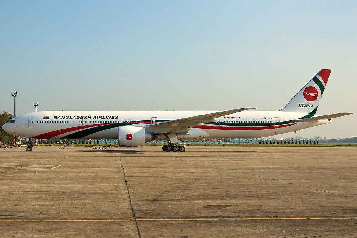 Velivoli presidenziali: Bangladesh Presidential Plane