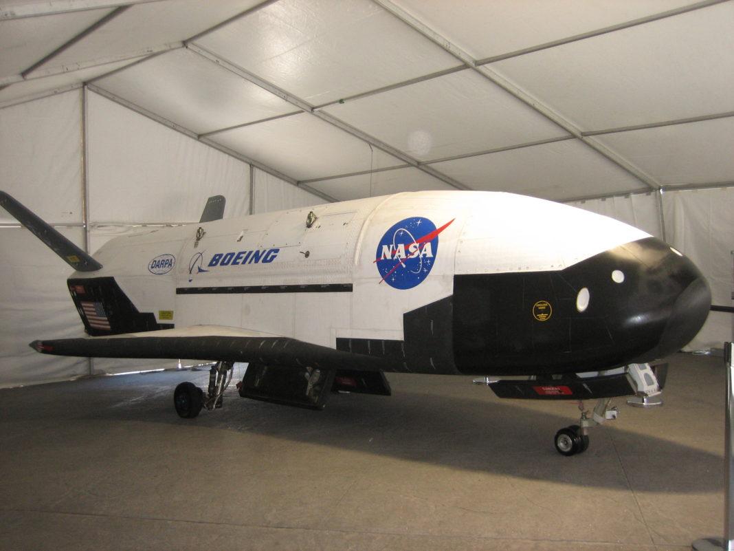 Boeing X37-B