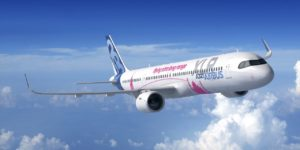 Airbus: maxi contratto da compagnia Indiana