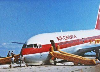 Volo Air Canada 143