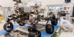 Il Rover Mars 2020 ha ottenuto la patente!