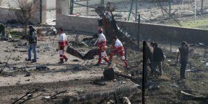 Iran ammette abbattimento dell'aereo precipitato a Teheran