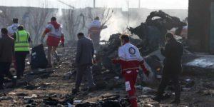 Iran: aereo ucraino precipita subito dopo il decollo