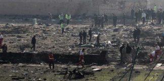 incidente aereo Iran