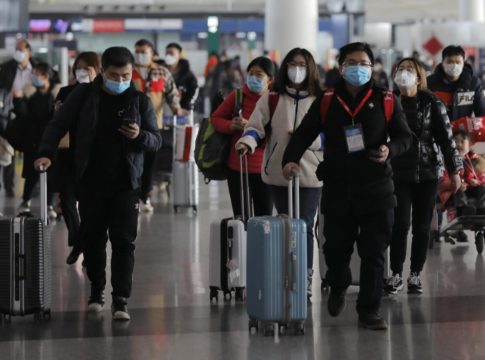Coronavirus conseguenze aeroporti
