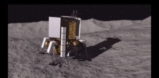 Prospect: la trivella realizzata in Italia per cercare l'acqua sulla Luna