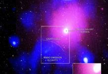 Esplosione di un buco nero più potente di sempre