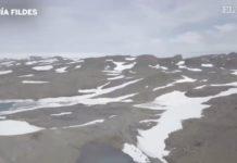 Antartide senza neve: caldo da record