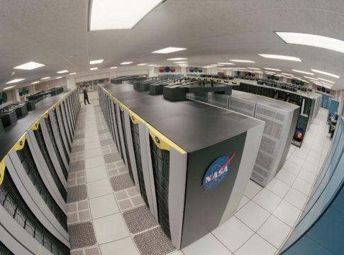 Super-computer NASA presso Ames Research Center
