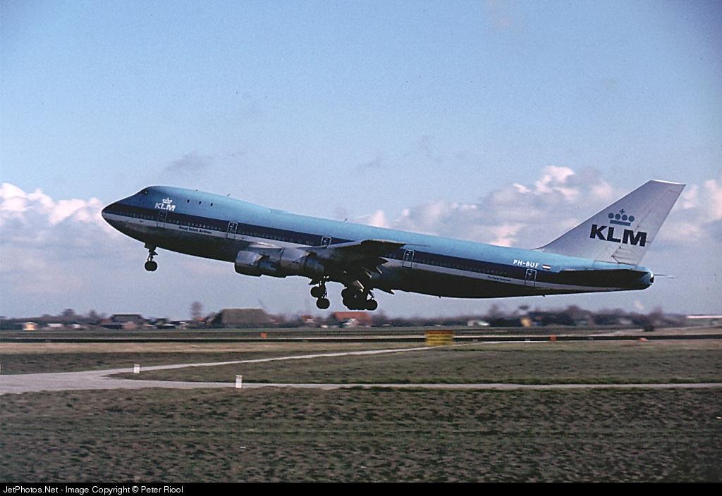 Disastro aereo tenerife 1977